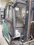 Linde H20D, 2015, Diesel Forklifts