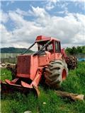 Timberjack 380B, 1992, Трелевочные трактора