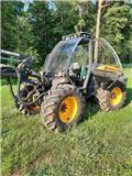 Sampo 1046, 2001, Harvesters