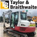 Takeuchi TB290, 2014, Crawler excavators