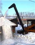 Compact tractor attachment Lonking Снегопогрузчик для минипогрузчика, 2020