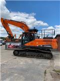 Doosan DX 255 LC-5, 2016, Crawler excavators