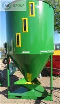 Mrol Futtermischer H037/4 2000 l/ Feed mixer / Mez, 2020, Rullipurustid, noad ja lahtirullijad