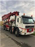Cifa MK 28-4、2001、混凝土输送泵|布料机