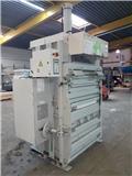 Vertikalballenpresse HSM 500.1 VL (3), 2000, Empacadoras industriales