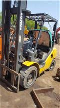Komatsu 30, 2015, Camiones diesel