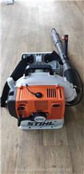 Stihl BR 420, 2004, Šiukšlių šalinimo įranga