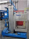 Genie IWP 20 S, 2008, Plataformas con jaula de elevación