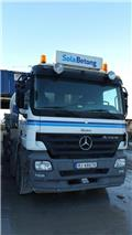 Mercedes-Benz 3244 concrete mixer CIFA, 2007, Gruszki do betonu