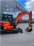 Kubota KX 057-4, 2017, Mini excavators < 7t (Mini diggers)