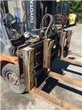 B.E.M Multi pallet handler, 2012, Other clamps
