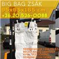 Big bag zsák FIBC Jumbó zsák Green Shipping Kft., 2020, Warehouse equipment - other