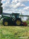 John Deere 5100 M, 2016, Traktorer