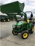 John Deere 3038 E, 2021, Tractores