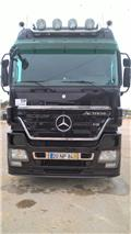 Mercedes-Benz Actros 1860Ls, 2008, Tractores (camiões)