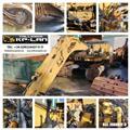 Caterpillar 320 N, Transmisiones