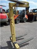 Diversen Pallethaak/Crane fork 2000 kg, 2008, Anders