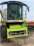 Claas Lexion 750, 2013, Combine harvesters