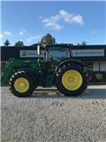 John Deere 6155 R, 2016, Traktorit