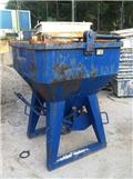 Secatol 1000L. / 2840Kg., 1990, Concrete Equipment