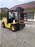 Hyster H 6.00 XL, 2002, Diesel Forklifts