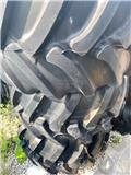 Trelleborg TWIN 422 650/45-22,5, 2019, Tyres, wheels and rims