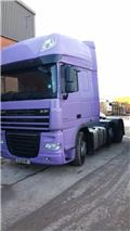 DAF XF105.460, 2011, Tractores (camiões)