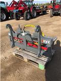 XYZ 5 Ton Hydrauliska Gafflar, 2020, Frontlastare och grävare