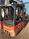 Linde E16-01, 2010, Electric Forklifts