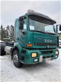 Sisu E11, 1999, Hook lift trucks