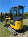 Komatsu PC14R-3HS, 2013, Mini Excavators <7t (Mini Diggers)