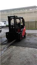 Linde H35T, 2012, LPG trucks