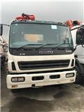 Isuzu 46M, Concrete pump trucks