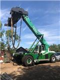 PPM TEREX Super stacker, 1991, Reachstackers