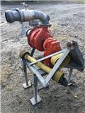 Doda L27, Pumps and mixers