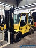 Hyster H 4.50 XM, 2002, Diesel Forklifts