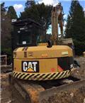 Caterpillar 308 D, 2011, Midi excavators  7t - 12t