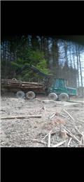 Timberjack 1110D, 2004, Transportadoras