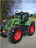 Fendt 828 Profi Plus, 2010, Traktori