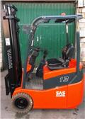 Toyota 7 FB EST 13, 2009, Electric forklift trucks