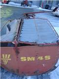 Welger SM4, Slåttermaskiner