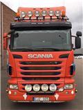 Scania R 480 LB, 2010, Skapbiler Frys/kjøl/varme