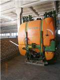 Amazone UF 1801, 2013, Pulverizadores rebocados