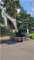 Bobcat E 50, 2012, Mini Escavadoras <7t