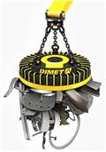 Electromagnet lifting magnet DIMET EMG 125 SM، 2015، مكونات أخرى