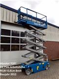Genie GS 3232, 2012, Scissor Lifts