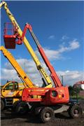 Haulotte HA 16 SPX, 2006, Articulated boom lifts