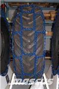 Bonnet Snökejor 14,9-28 9 mm Brodd, Sliedes, ķēdes un šasija