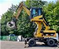 Caterpillar M 318 D, 2009, Wheeled excavators