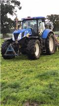 New Holland T 7040, 2010, Traktorer